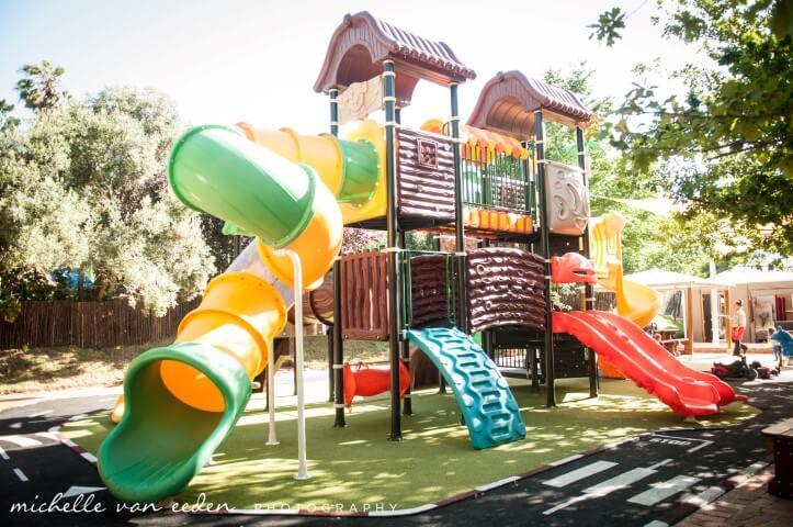 Play Park…? No, It Is A Kiddies' Carnival At Weltevreden!