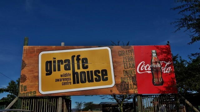 A Visit To The Giraffe House Wildlife Awareness Centre