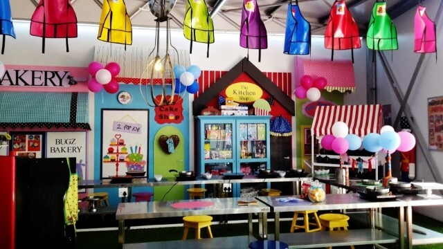 10 Fun Kids Party Venues