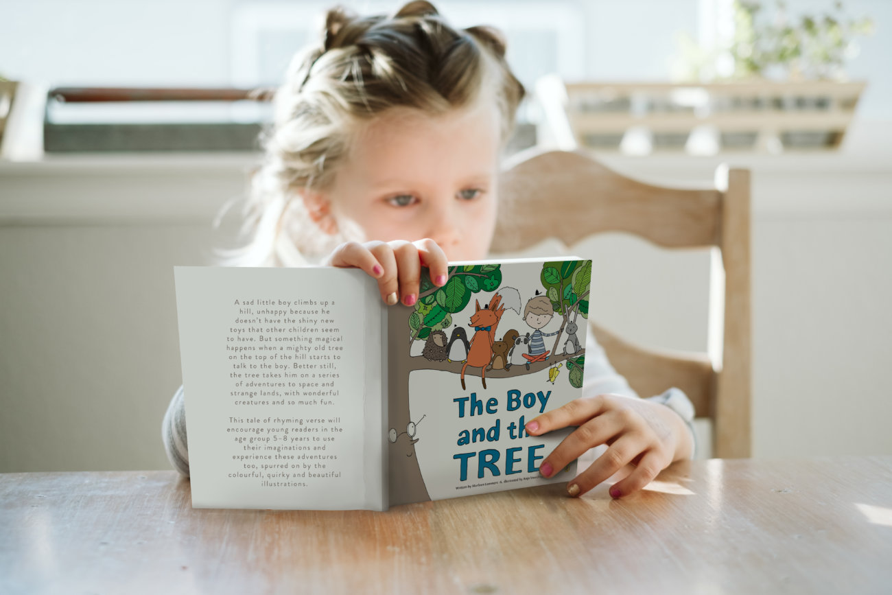 """Must-read: """"The Boy And The Tree"""""""